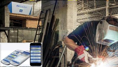 Sistema de monitorización de calidad del ambiente de trabajo