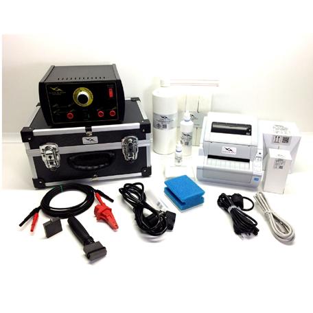 Equipo de marcado y grabado electroquímico