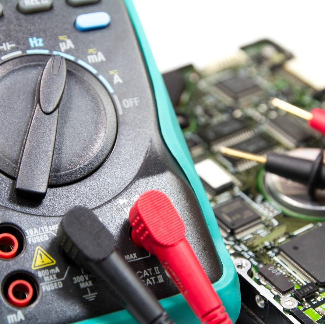 Mantenimiento y calibración de equipo de corte plasma manual