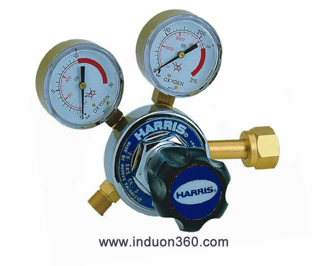 Regulador gas Oxígeno 10 bar 825