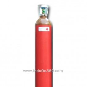 Gas Acetileno Industrial en botella 40 Litros