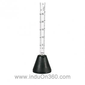 Flotámetro comprobador Gas