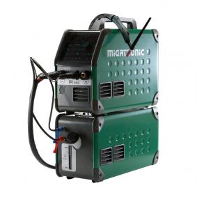 Equipo de Soldadura TIG 250 AC/ DC  refrigerada por agua.