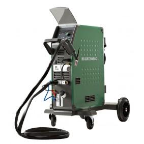 Equipo de Soldadura TIG 500 DC  HP refrigerada por Agua.